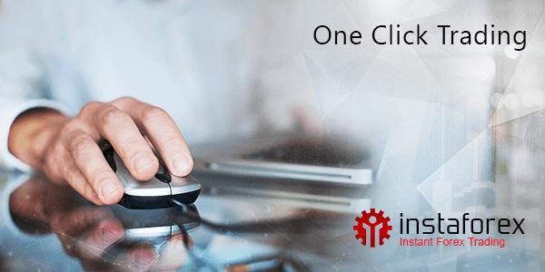 One Click Trading InstaForex