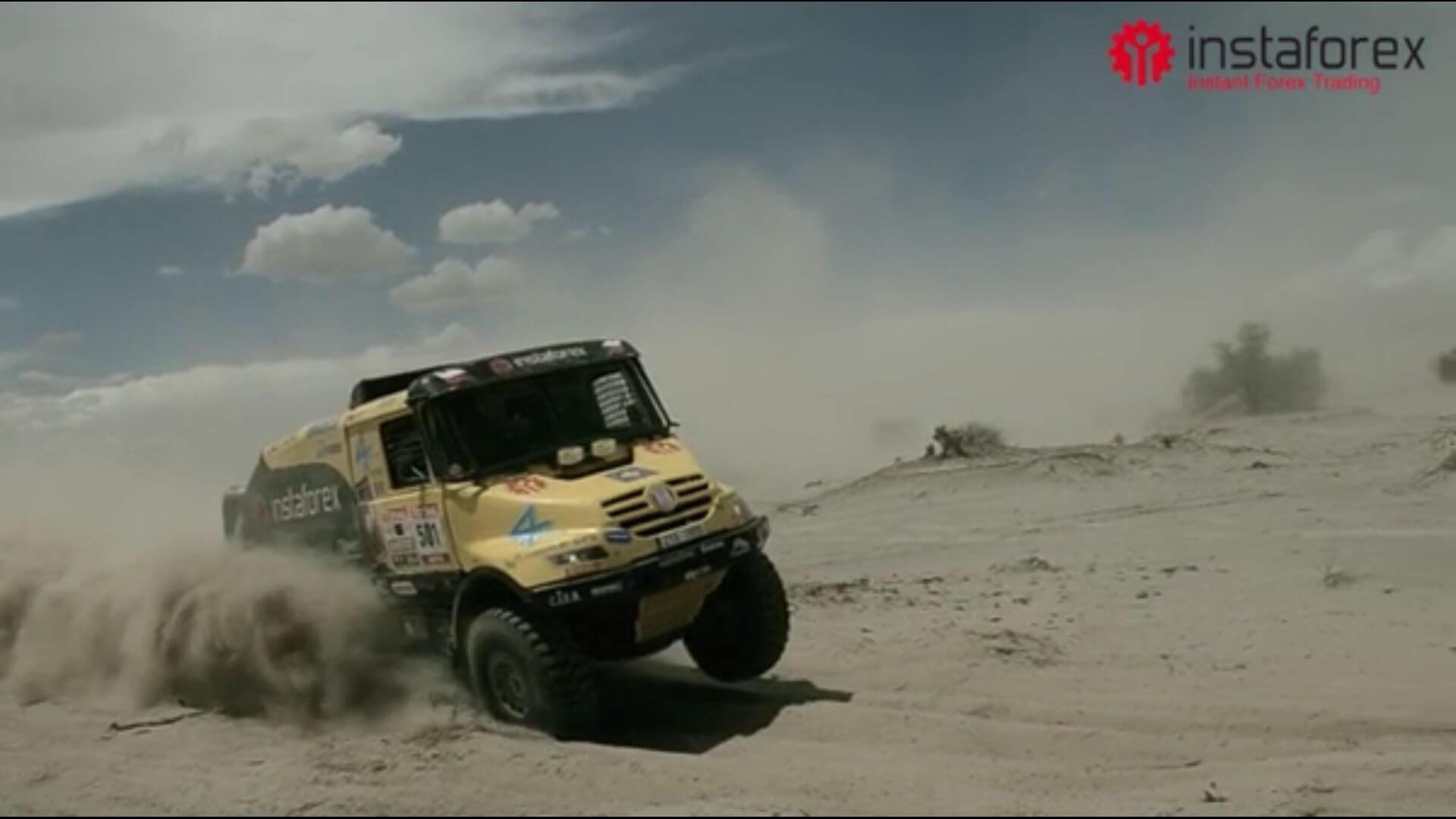 Wawancara dengan Ales Loprais selama Dakar 2012
