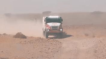 Rally Oil Libya Maroc 2015