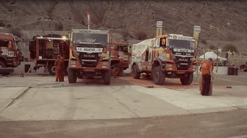 Dakar 2015: Stage 2