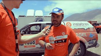 Dakar 2015: Stage 8