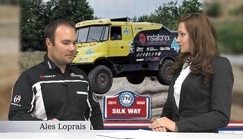 Wawancara dengan Ales Loprais