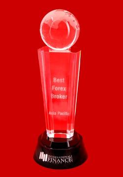 Broker Forex Terbaik di Asia Pasifik dari International Finance Magazine