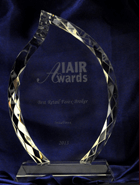Broker Forex Ritel Terbaik di tahun 2012 dari IAIR Awards