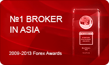 Twice Awarded Best Broker in Asia