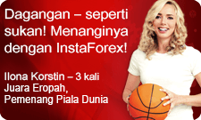 """Ilona Korstin вЂ"""" Kejayaan baru dengan InstaForex"""