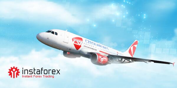Menyentuh langit bersama InstaForex!