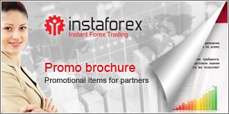 Brosur promo InstaForex