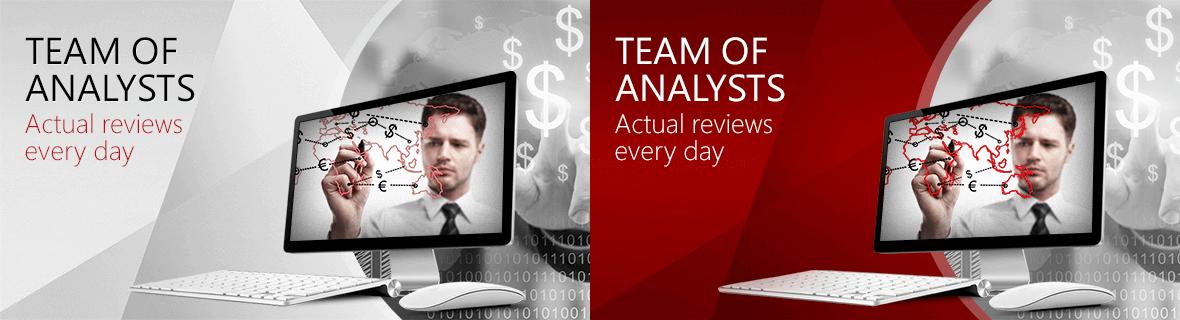 Team of Forex Analysts