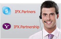 InstaForex podpora